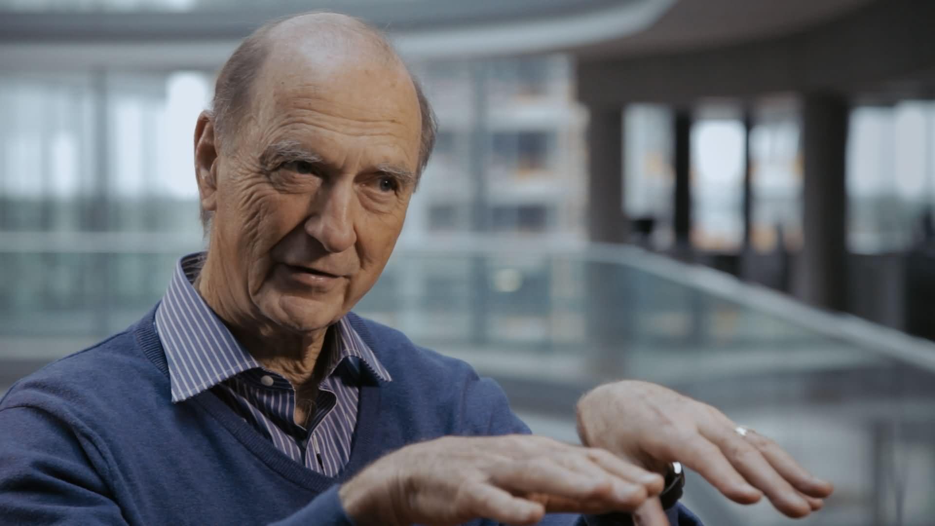Interview med Kenneth Gergen for Rambøll - produceret af Nerd Productions