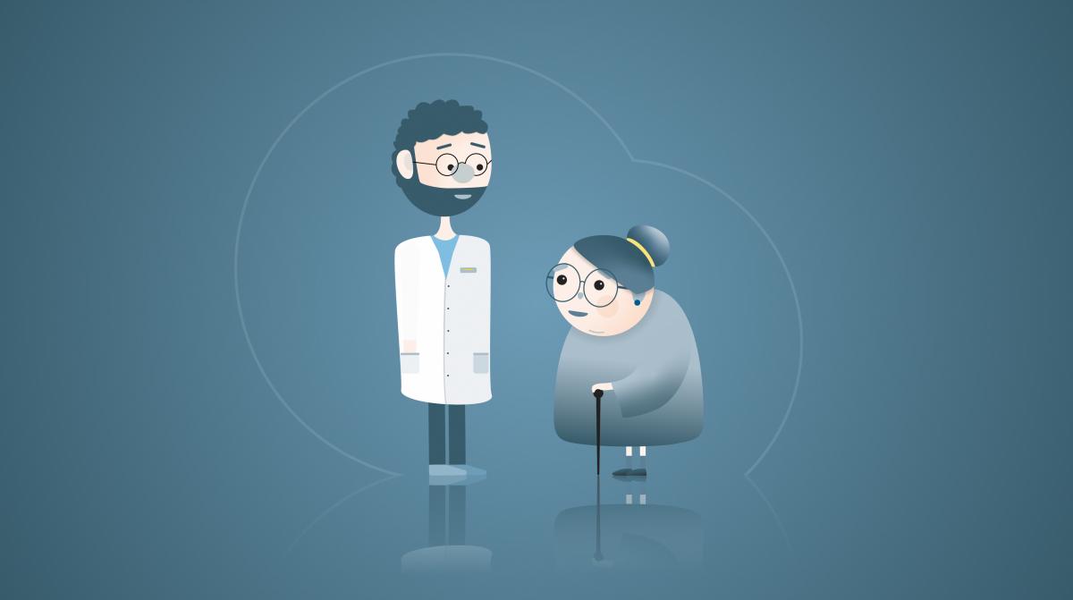produktion af animationsfilm for sundhedsdatastyrelsen af nerd productions