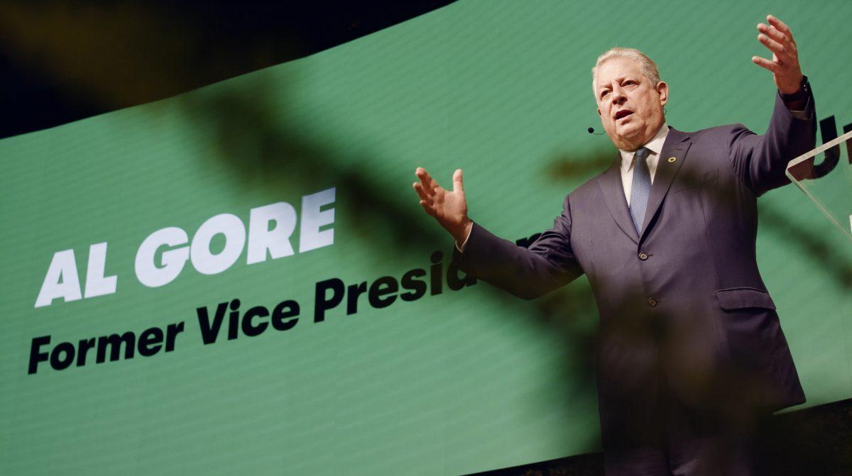 C40 climate summit copenhagen Al Gore